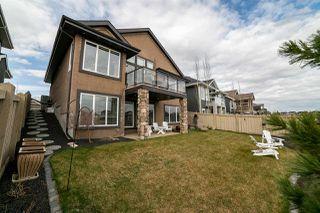 Photo 28: 19 Edgewater Terrace N: St. Albert House for sale : MLS®# E4155680