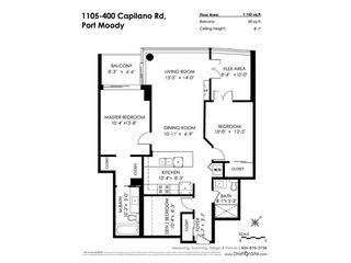 Photo 18: 1105 400 CAPILANO Road in Port Moody: Port Moody Centre Condo for sale : MLS®# R2370642