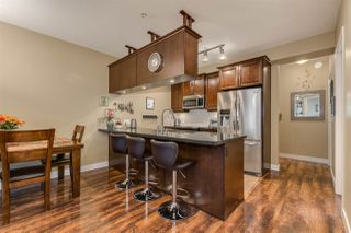 "Photo 10: 214 11887 BURNETT Street in Maple Ridge: East Central Condo for sale in ""WELLINGTON STATION"" : MLS®# R2375876"