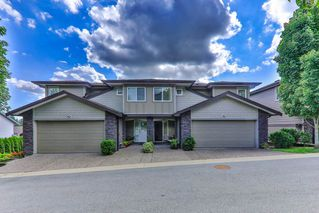 "Main Photo: 7 22865 TELOSKY Avenue in Maple Ridge: East Central Townhouse for sale in ""WINDSONG"" : MLS®# R2377413"