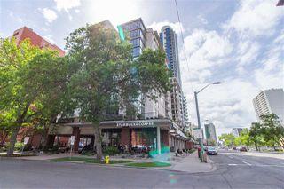 Photo 27: 206 11933 JASPER Avenue in Edmonton: Zone 12 Condo for sale : MLS®# E4160657