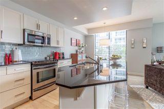 Photo 3: 206 11933 JASPER Avenue in Edmonton: Zone 12 Condo for sale : MLS®# E4160657