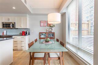 Photo 9: 206 11933 JASPER Avenue in Edmonton: Zone 12 Condo for sale : MLS®# E4160657