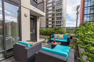 Photo 21: 206 11933 JASPER Avenue in Edmonton: Zone 12 Condo for sale : MLS®# E4160657