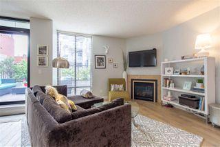 Photo 11: 206 11933 JASPER Avenue in Edmonton: Zone 12 Condo for sale : MLS®# E4160657
