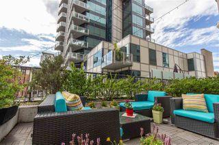 Photo 20: 206 11933 JASPER Avenue in Edmonton: Zone 12 Condo for sale : MLS®# E4160657