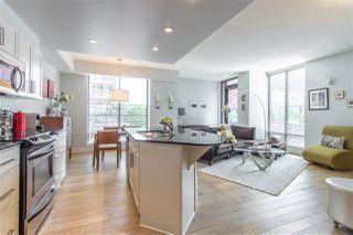 Photo 2: 206 11933 JASPER Avenue in Edmonton: Zone 12 Condo for sale : MLS®# E4160657