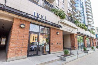 Photo 18: 206 11933 JASPER Avenue in Edmonton: Zone 12 Condo for sale : MLS®# E4160657