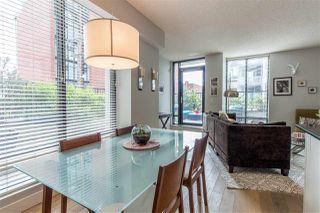 Photo 8: 206 11933 JASPER Avenue in Edmonton: Zone 12 Condo for sale : MLS®# E4160657