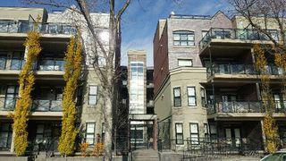 Photo 1: 404 10808 71 Avenue in Edmonton: Zone 15 Condo for sale : MLS®# E4160870