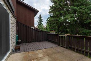 Photo 27: 17419 77 Avenue in Edmonton: Zone 20 Townhouse for sale : MLS®# E4164059