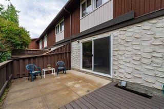 Photo 26: 17419 77 Avenue in Edmonton: Zone 20 Townhouse for sale : MLS®# E4164059