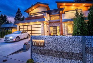 Photo 2: 1034 MONTROYAL Boulevard in North Vancouver: Canyon Heights NV House for sale : MLS®# R2386759