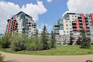 Main Photo: 412 5151 WINDERMERE Boulevard in Edmonton: Zone 56 Condo for sale : MLS®# E4164907