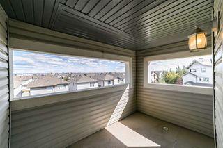 Photo 24: 59 12050 17 Avenue in Edmonton: Zone 55 Townhouse for sale : MLS®# E4171882