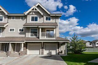 Photo 1: 59 12050 17 Avenue in Edmonton: Zone 55 Townhouse for sale : MLS®# E4171882