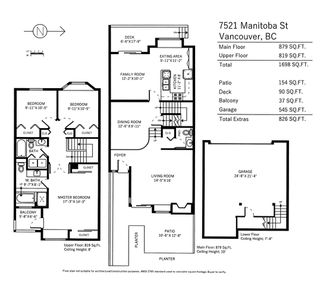"""Photo 3: 7521 MANITOBA Street in Vancouver: Marpole Townhouse for sale in """"THE SPRING AT LANGARA"""" (Vancouver West)  : MLS®# R2422767"""