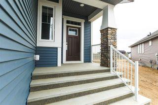 Photo 4: 8111 222 Street in Edmonton: Zone 58 House Half Duplex for sale : MLS®# E4187114