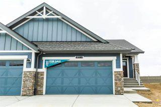 Photo 2: 8111 222 Street in Edmonton: Zone 58 House Half Duplex for sale : MLS®# E4187114