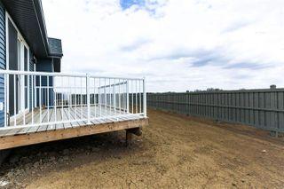 Photo 29: 8111 222 Street in Edmonton: Zone 58 House Half Duplex for sale : MLS®# E4187114
