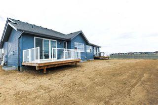 Photo 30: 8111 222 Street in Edmonton: Zone 58 House Half Duplex for sale : MLS®# E4187114