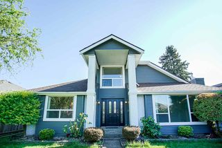 """Main Photo: 18952 64 Avenue in Surrey: Cloverdale BC House for sale in """"Falcon Ridge"""" (Cloverdale)  : MLS®# R2454766"""
