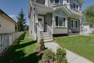 Photo 3: 12236 89 Street in Edmonton: Zone 05 House Half Duplex for sale : MLS®# E4200491
