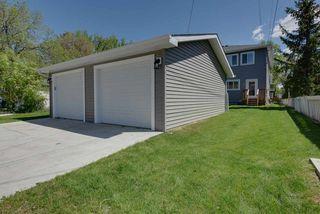Photo 39: 12236 89 Street in Edmonton: Zone 05 House Half Duplex for sale : MLS®# E4200491