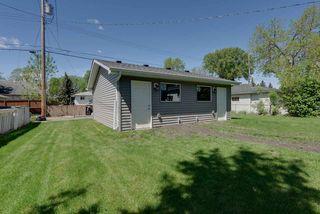 Photo 38: 12236 89 Street in Edmonton: Zone 05 House Half Duplex for sale : MLS®# E4200491