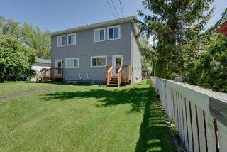 Photo 37: 12236 89 Street in Edmonton: Zone 05 House Half Duplex for sale : MLS®# E4200491