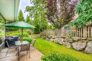 "Photo 28: 13 11282 COTTONWOOD Drive in Maple Ridge: Cottonwood MR Townhouse for sale in ""Meadows at Verigin's Ridge"" : MLS®# R2465231"