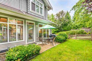 "Photo 27: 13 11282 COTTONWOOD Drive in Maple Ridge: Cottonwood MR Townhouse for sale in ""Meadows at Verigin's Ridge"" : MLS®# R2465231"