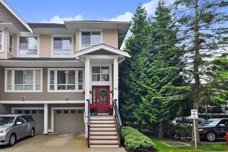 "Main Photo: 25 20159 68 Avenue in Langley: Willoughby Heights Townhouse for sale in ""Vantage"" : MLS®# R2473634"