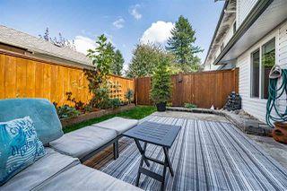 "Photo 30: 30 11757 207 Street in Maple Ridge: Southwest Maple Ridge Townhouse for sale in ""HIDDEN CREEK ESTATES"" : MLS®# R2494933"
