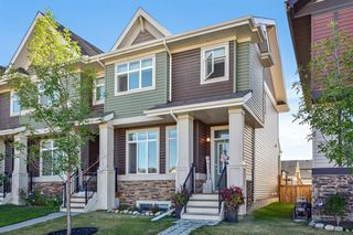 Main Photo: 206 LEGACY Common SE in Calgary: Legacy Row/Townhouse for sale : MLS®# A1032535