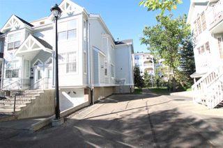 Photo 1: 26 10235 111 Street in Edmonton: Zone 12 Townhouse for sale : MLS®# E4221064
