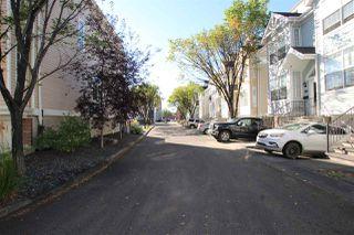 Photo 19: 26 10235 111 Street in Edmonton: Zone 12 Townhouse for sale : MLS®# E4221064