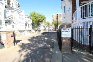 Photo 15: 26 10235 111 Street in Edmonton: Zone 12 Townhouse for sale : MLS®# E4221064