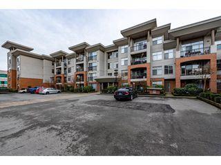 """Photo 2: 406 33545 RAINBOW Avenue in Abbotsford: Central Abbotsford Condo for sale in """"Tempo"""" : MLS®# R2527178"""