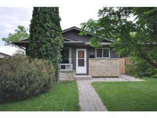 Photo 1: 70 Lamirande Place in WINNIPEG: Fort Garry / Whyte Ridge / St Norbert Residential for sale (South Winnipeg)  : MLS®# 1112428