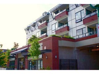 "Photo 1: 407 5211 GRIMMER Street in Burnaby: Metrotown Condo for sale in ""OAKTERRA"" (Burnaby South)  : MLS®# V895786"