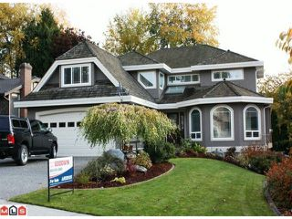 "Photo 1: 2108 ESSEX Drive in Abbotsford: Abbotsford East House for sale in ""Everett Estates"" : MLS®# F1127461"