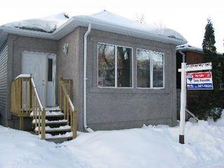 Main Photo: 585 WALKER AVE in WINNIPEG: Residential for sale (Fort Rouge)  : MLS®# 2902836