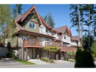 Photo 1: 136 2000 Panorama Drive in Port Moody: Heritage Woods PM Townhouse for sale : MLS®# v949150