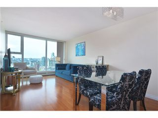 Photo 4: 3007 1008 CAMBIE Street in Vancouver: Yaletown Condo for sale (Vancouver West)  : MLS®# V999838