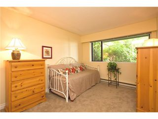 Photo 9: # 24 2242 FOLKESTONE WY in West Vancouver: Panorama Village Condo for sale : MLS®# V1011941