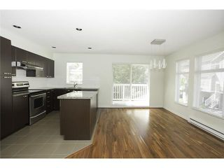 Photo 2: 38 7533 Heather Street Street in Richmond: McLennan North Townhouse for sale : MLS®# V1008609