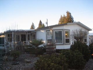 "Photo 1: 22 6338 VEDDER Road in Sardis: Sardis East Vedder Rd Manufactured Home for sale in ""Maple Meadows"" : MLS®# H1400317"