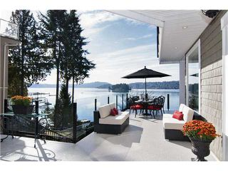 Main Photo: 4695 BELCARRA BAY Road: Belcarra House for sale (Port Moody)  : MLS®# V1045675