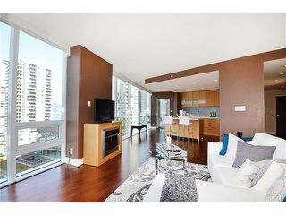 Photo 8: 1501 1277 MELVILLE Street in Vancouver: Coal Harbour Condo for sale (Vancouver West)  : MLS®# V1057823
